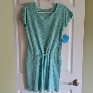 Women's Columbia short sleeve t-shirt Dress